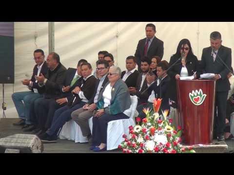 INAUGURACIÓN HOSPITAL NUEVO PAIPA BOYACÁ COLOMBIA
