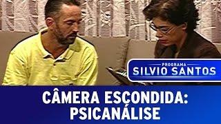 Câmera Escondida: Psicanálise