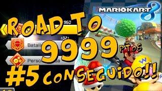 road to 9999 5 conseguidooo mario kart 8