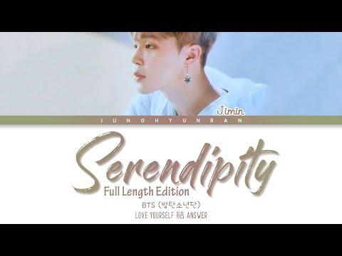 BTS Jimin – SERENDIPITY (Full Length Edition) 「Han/Rom/Eng Lyrics」