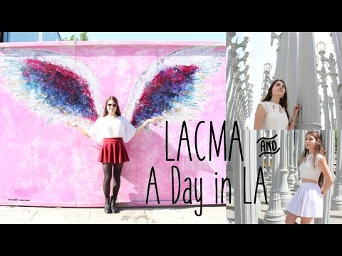 LACMA and Day in LA Vlog