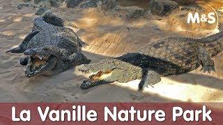 La Vanille Nature Park Mauritius | Reptil TV