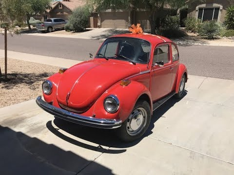 1973 VW Super Beetle for sale