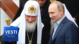 The Sacred Athos of the North: Putin Visits Valaam on Special Day to Check on Progress of Monastery