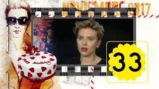 ¡Cumpleaños de la Semana!: Del 19/11/17 al 23/11/17