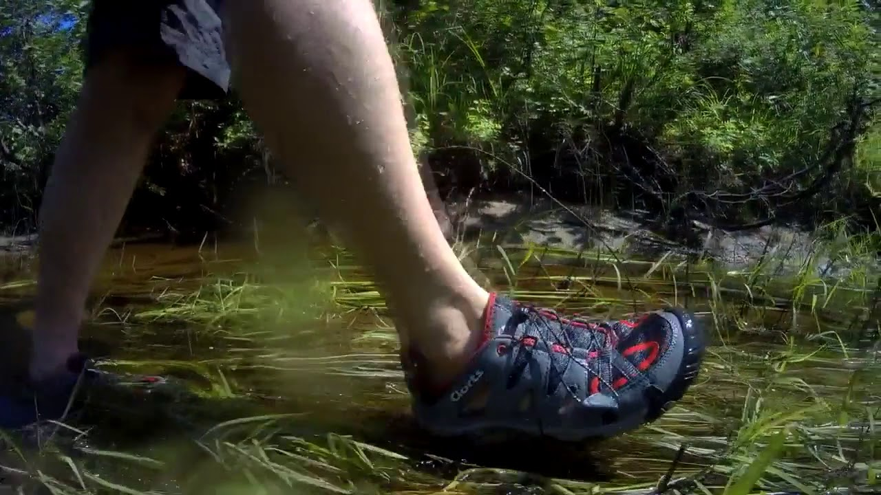 05f554651f84 CLORTS Water Shoe Review - YouTube