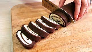 К чаю БЕЗ выпечки БЕЗ духовки ЗА 10 МИНУТ ОБАЛДЕННЫЙ ВКУС БЕЗ желатина Шоколадный десерт