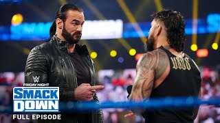 WWE SmackDown Full Episode, 13 November 2020