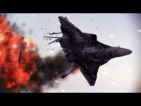 Far Eastern Front【Slow】| Mission 5 | Ace Combat Infinity [1080p 60fps]