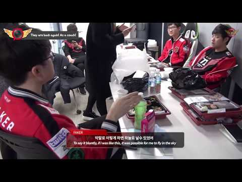 EP58. They are back again! As a coach![T1 CAMERA]