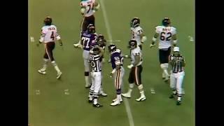 1985-09-19 Chicago Bears vs Minnesota Vikings