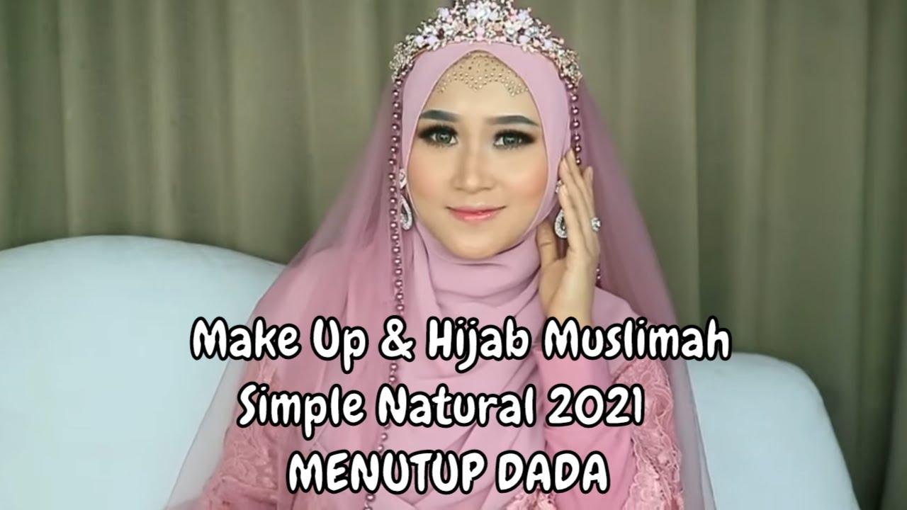 Tutorial Pengantin Muslim Syar I Dandan Sendiri Wedding Tutorial 2021 Youtube