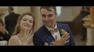 Ania i Kamil - teledysk ślubny 4K - wesele Dwór Sarmata Grodzisk Mazowiecki styl rustykalny boho