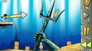 Fragger Atlantis Level 16 Walkthrough