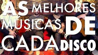 As MELHORES músicas de cada DISCO! (PARTE 1)