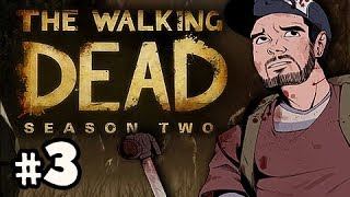 SAD BETRAYAL - The Walking Dead Season 2 Episode 1 ALL THAT REMAINS Walkthrough Ep.3