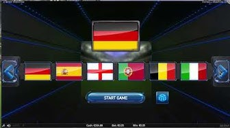 179 - Football Champions slot game NetEnt - LIVE STREAM CASINO