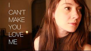 Bonnie Raitt/Bon Iver - I Can't Make You Love Me (Cover) by Tiffany Topol