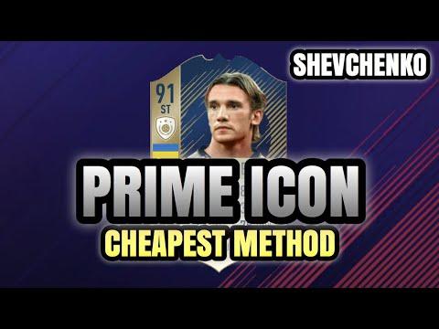 FIFA 18 PRIME ICON SHEVCHENKO CHEAPEST METHOD!!! Prime Icon Andriy Shevchenko SBC Cheapest Solution!