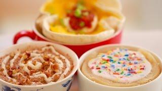 Microwave Breakfasts in a Mug (Pop Tart, Burrito & More!) Gemma's Bigger Bolder Baking Ep 131