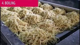 Canton Noodles Process