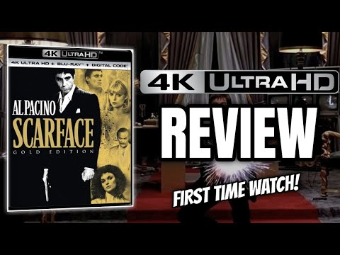 Download SCARFACE(1983) 4K MOVIE REVIEW - First Time Watch!