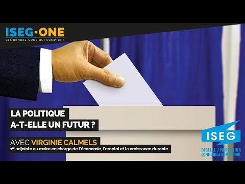 ISEG ONE | Bordeaux | VIRGINIE CALMELS (novembre 2018)