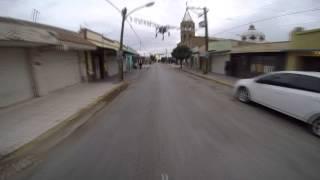 Recorrido por Matamoros. 1 de enero de 2015