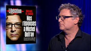 Michel Onfray - On n'est pas couché 19 septembre 2015 #ONPC