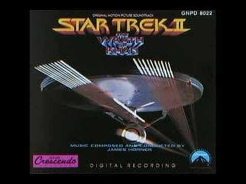 Star Trek II: The Wrath of Khan - End Credits
