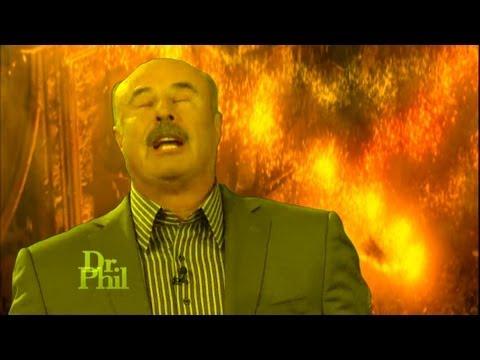 Dr Phil goes insane