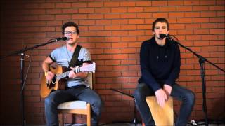 Vance joy - Riptide (The Quinn Brothers cover)