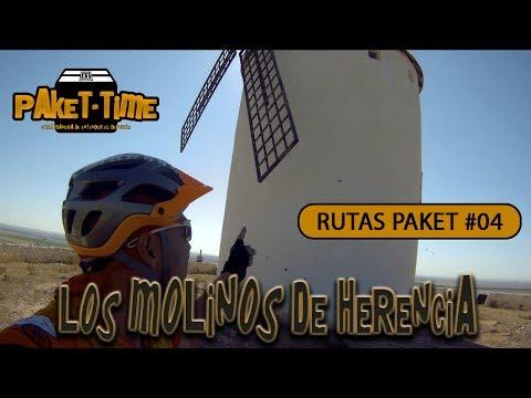 RUTAS PAKET #04 LOS MOLINOS DE HERENCIA (CIUDAD REAL)