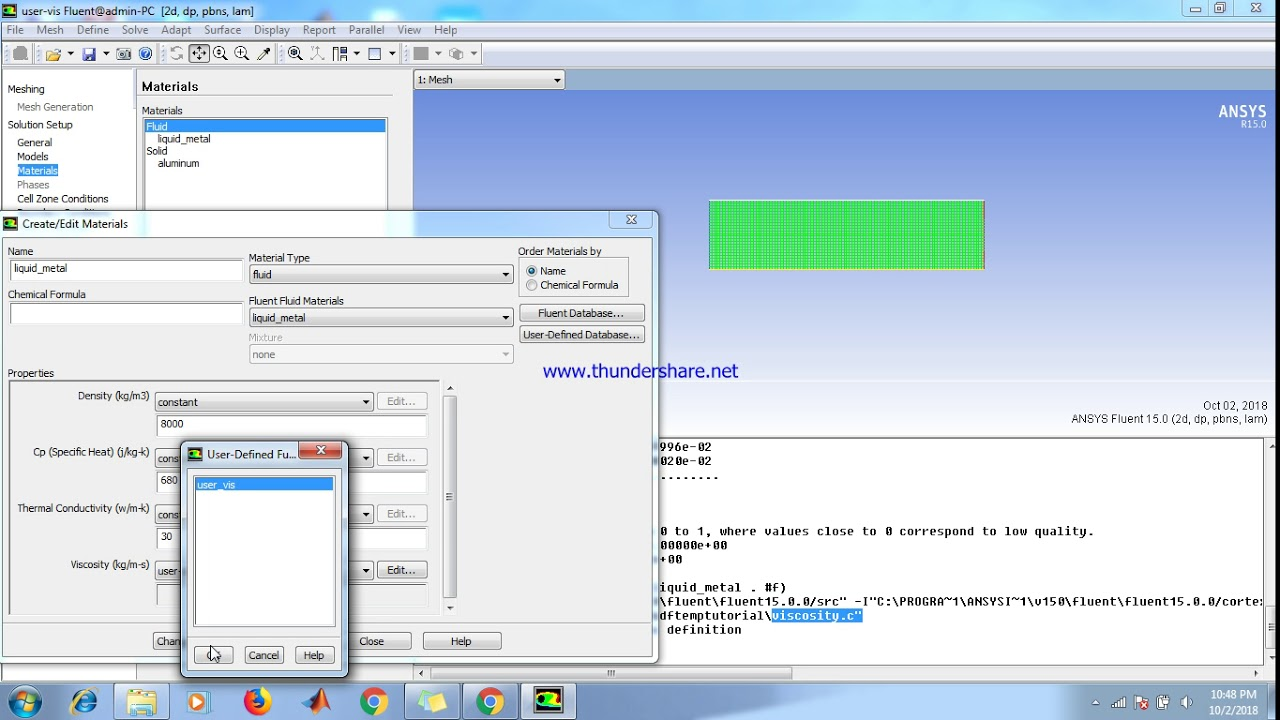 Cfd Coding Tutorial