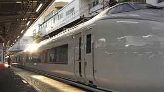 651系回送 豊田駅発車
