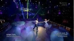 Tanssii tähtien kanssa 2012 - Baba ja Mikko - Onnen päivät -Jive - 21.10.2012