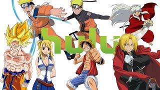 Top 10 Anime on Hulu