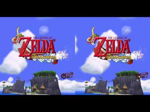 Let's Play Zelda Wind Waker VR #1