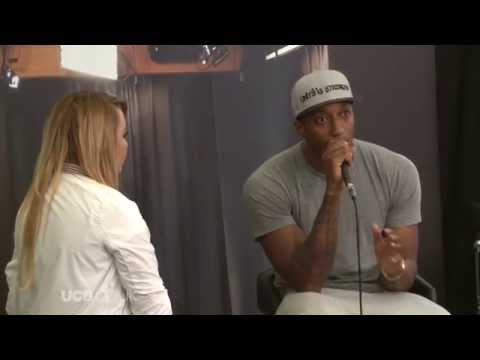UCB meets Lecrae at the Big Church Day Out