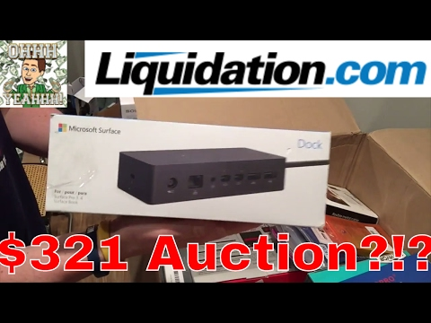 Headphone Auctions Can Be Risky! Great Unboxing of Electronics from Liquidation.com