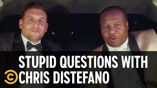 Chris Wants to Take Bill Burr to Prom - Stupid Questions with Chris Distefano