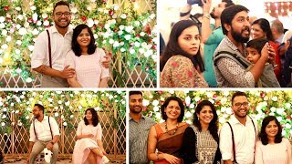 Sachin Warrier Wedding Reception Full Video
