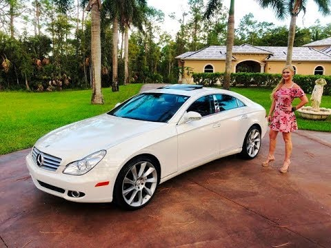 2006 Cls 500 4dr Coupe Review W Maryann For Sale By Autohaus Of