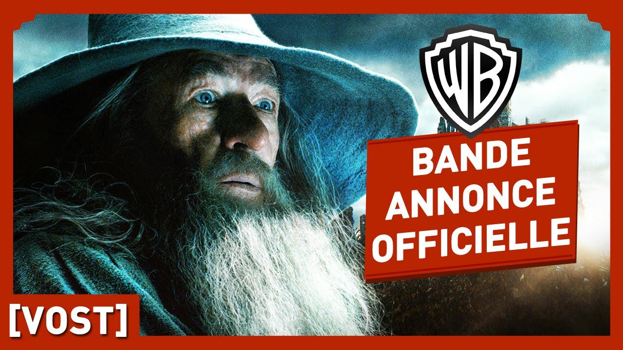 Le Hobbit 2 : La Désolation de Smaug - Bande Annonce Officielle (VOST) - Peter Jackson