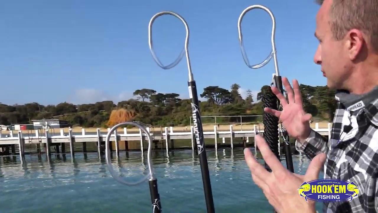 Hook'em Tips - Fixed Head Gaffs