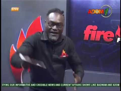 Fire 4 Fire on Adom TV (15-2-19)