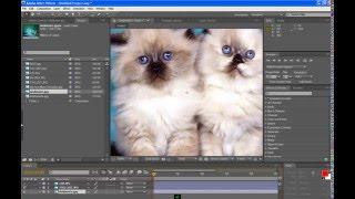 Урок 1. Интерфейс программы Adobe After Effects