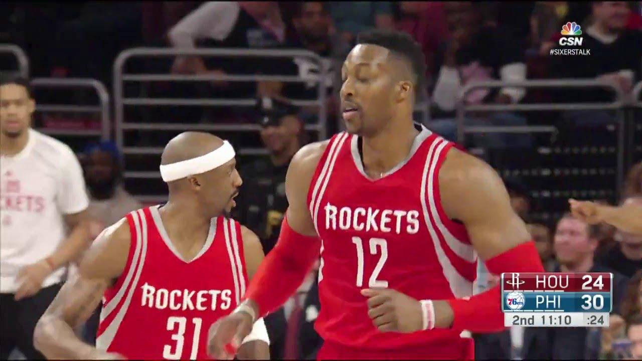 76ers vs rockets - photo #8