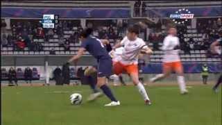 [D1 Féminine] PSG 3 - 1 Montpellier (2013/01/13)