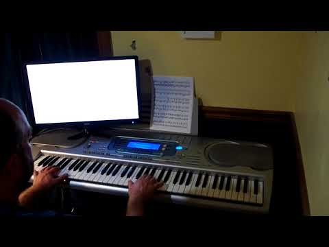 A Perfect Circle  Eat The Elephant  Solo Piano  now w sheet music!